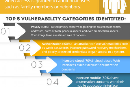 The Home Security - Internet Of Things Paradox Infographic