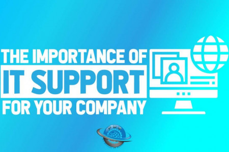 The Importance Of IT Support For Your Company Infographic
