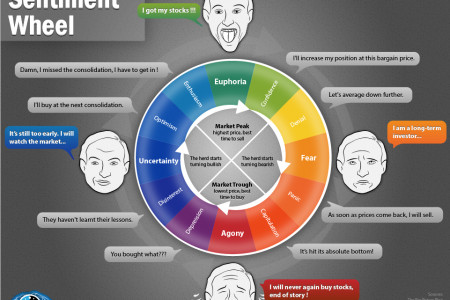 The Investor Sentiment Wheel Infographic