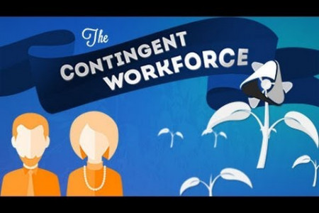 The IT Contingent Workforce Infographic