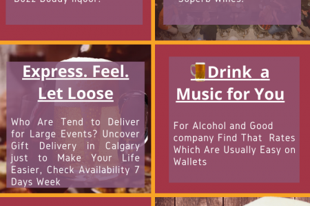 The Language of Valued Beer Remarks for Gift Delivery Calgary Infographic