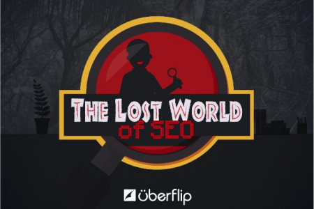 The Lost World of SEO Infographic