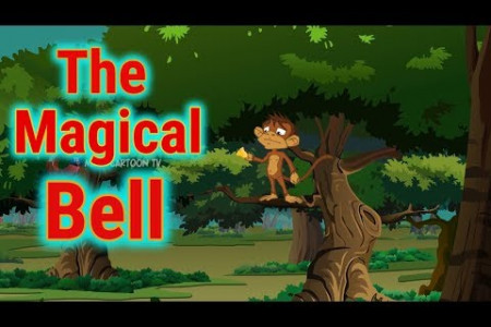 The Magical Bell | Panchatantra English Moral Stories For Kids | Maha Cartoon TV English Infographic