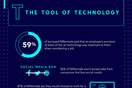 The Millennial Mindset Infographic