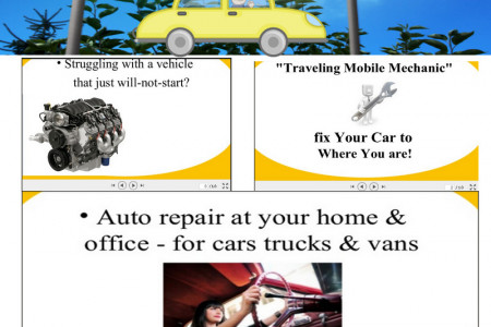 The Mobile Mechanics Miami FL Infographic