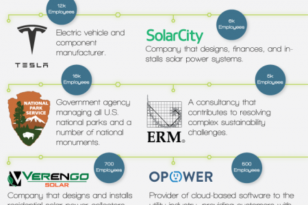 The Most In-Demand Green Jobs Of The Future Infographic