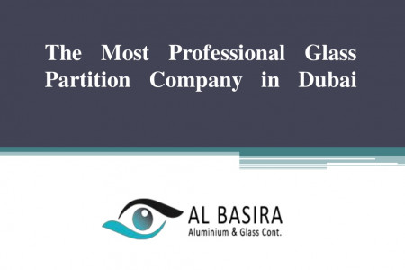 The Most Trusted Glass Room Company in Dubai Infographic