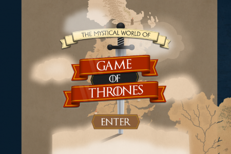 The Mystical World Of Game Of Thrones Infographic