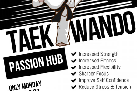 The NeoFusion- Passion Hub Online Classes Infographic