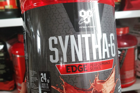 The New BSN Syntha-6 Edge Infographic