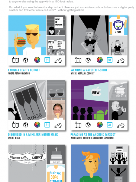 The New Party Crasher Infographic