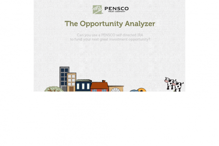 The Opportunity Analyzer Infographic
