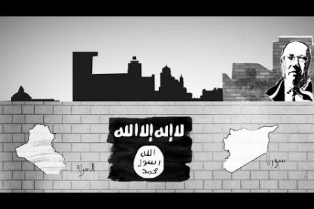 The Origins of ISIS (Islamic State)  Infographic