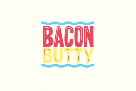 The Perfect Bacon Butty Infographic