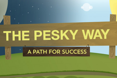 The Pesky Way Infographic Infographic