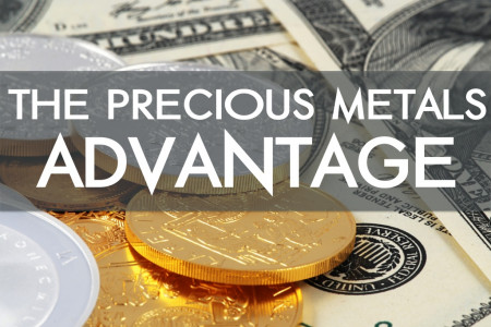 The Precious Metals Advantage Infographic