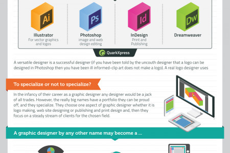 The Profile of a Successful Graphic Designer Infographic