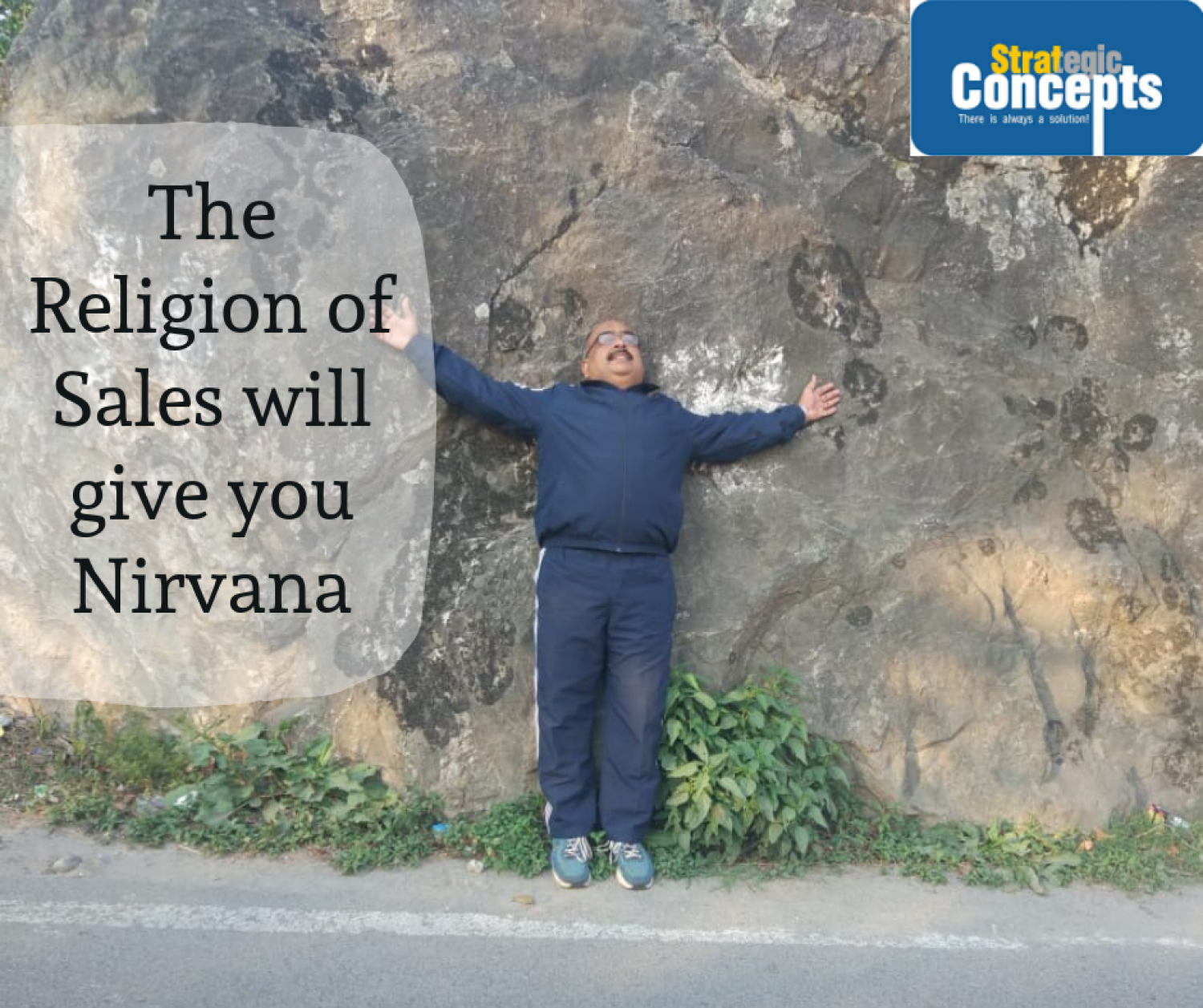 The Religion of Sales will give you Nirvana Infographic