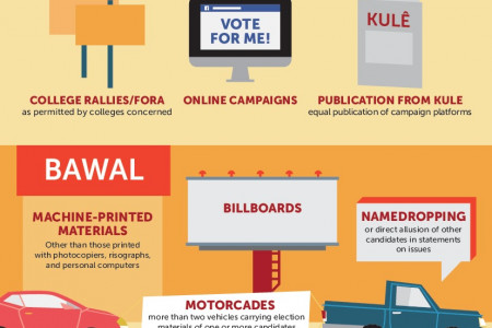 The Revised UP Diliman Election Code Infographic