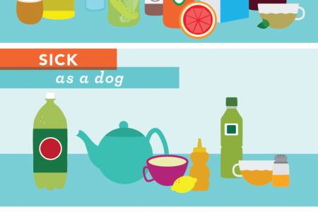 The Right Drink for Every Situation Infographic