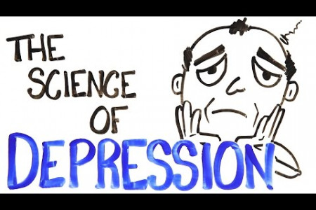 The Science of Depression Infographic
