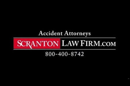 The Scranton Law Firm - California Personal Injury Attorneys Infographic