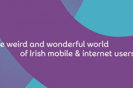The Secret Habits of Irish Technology Users Infographic