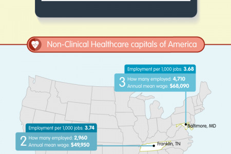 The Sector Capitals Of America Infographic