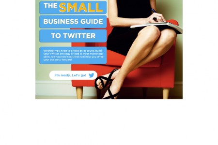 The Small Business Guide to Twitter Infographic