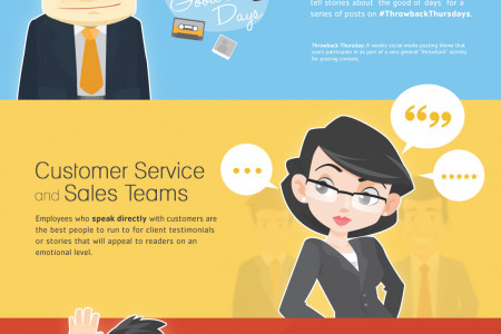 The Social Media Success Team Infographic