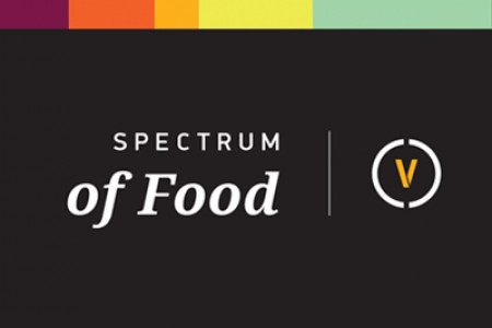 The Spectrum of Food Infographic
