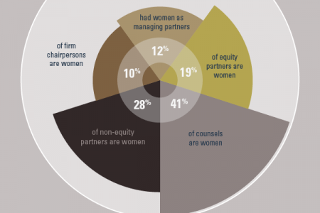 The State of Women Lawyers Infographic