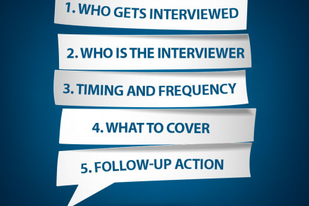 The Stay Interview Infographic