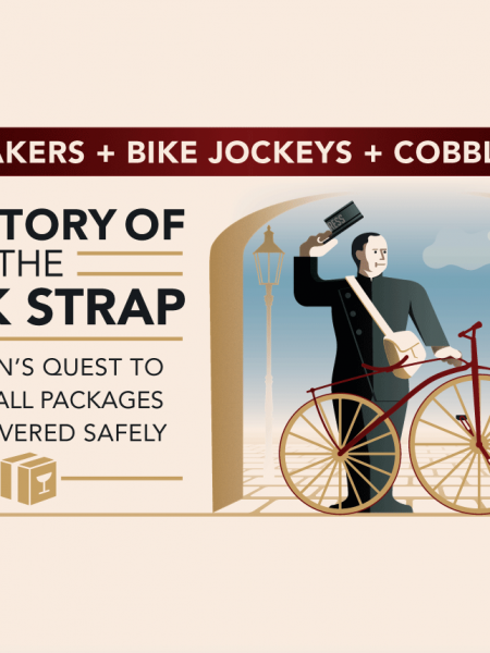 THE STORY OF THE JOCK STRAP Infographic
