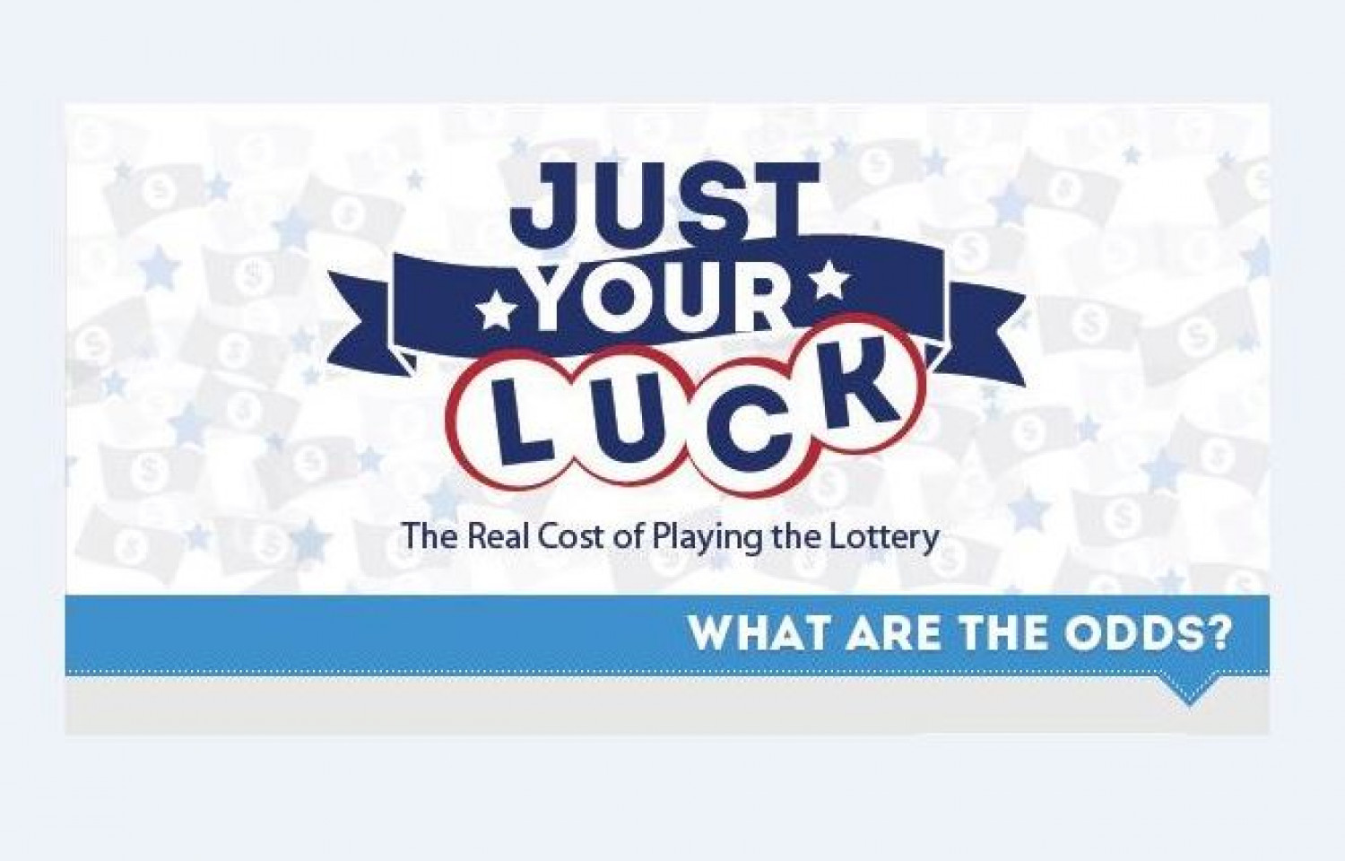 Just Your Luck  Infographic