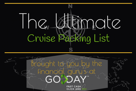 The Ultimate Cruise Packing List Infographic
