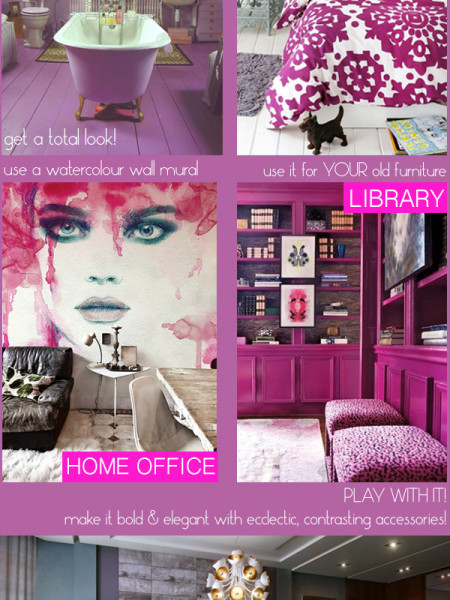 The Ultimate Guide To Radiant Orchid Infographic