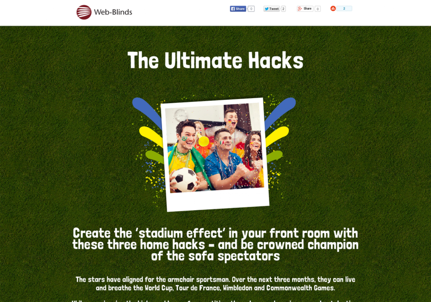 The Ultimate Hacks For Sport Infographic