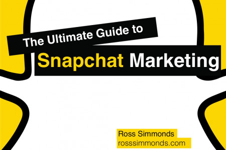 The Ultimate Marketing Guide to Snapchat Infographic