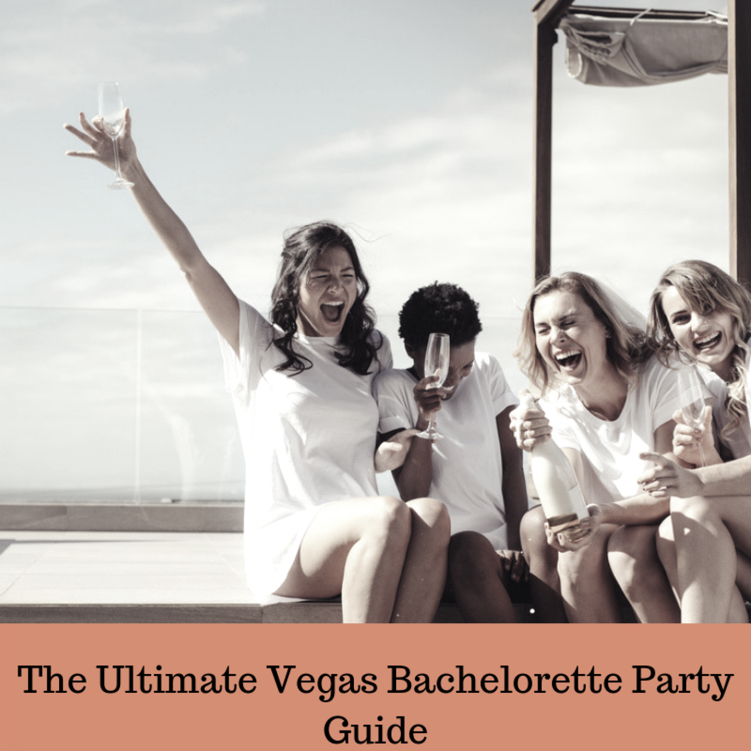 The Ultimate Vegas Bachelorette Party Guide Infographic