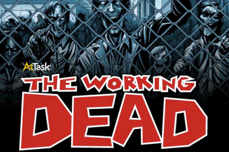 The Working Dead Infographic