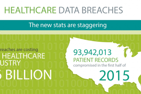 The Year of the HIPAA Data Breach Infographic