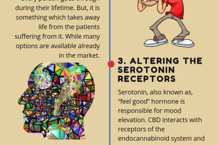 Therapeutic potential of medicinal marijuana For Psychological Disorders Infographic