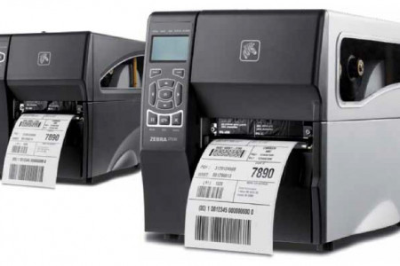 Thermal Transfer Printers Infographic