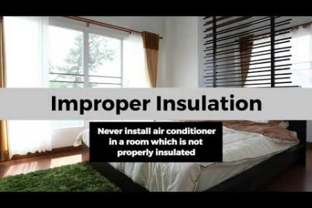 Things That Could Go Wrong With AC Installation Infographic