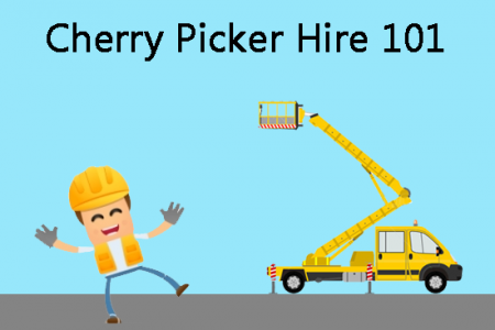 Things to consider before you hire a Cherry Picker Infographic