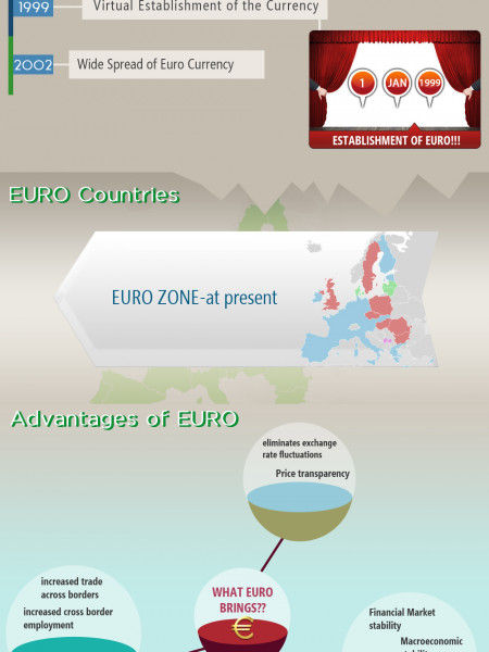 Things to Know about Euro Infographic