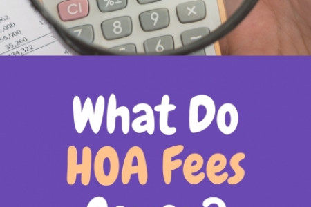 Things to Know About HOA Fees Infographic