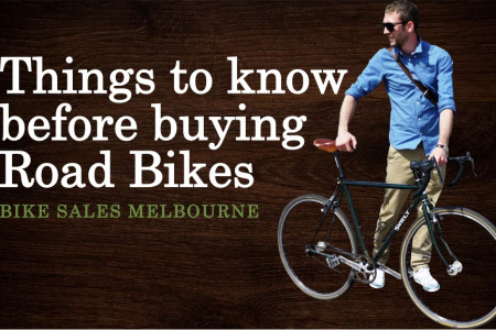 Things to know before buying Road Bikes Infographic