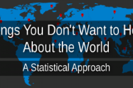 Things You Don't Want to Hear About the World Infographic